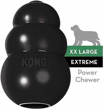 KONG - Extreme Dog Toy - Toughest Natural Rubber