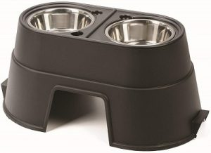 OurPets Comfort Pet Diner Elevated Dog Food Dish