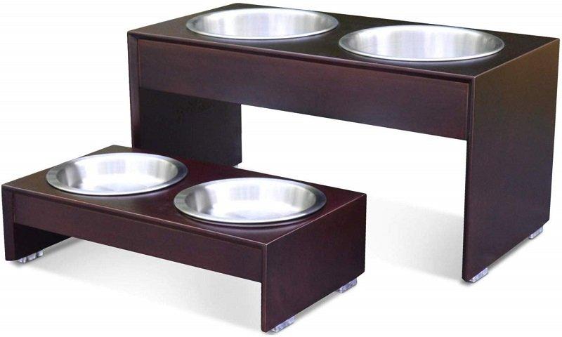PetFusion Elevated Dog Bowls