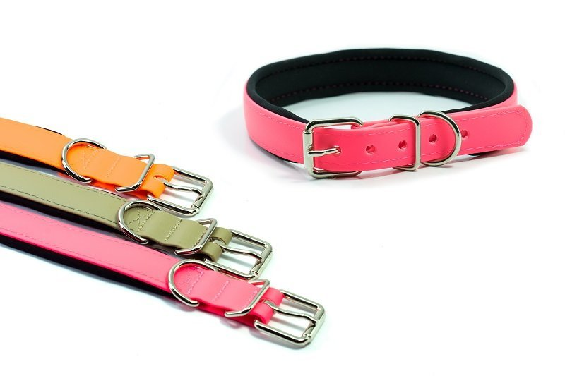 Materials used in the production of cat collars
