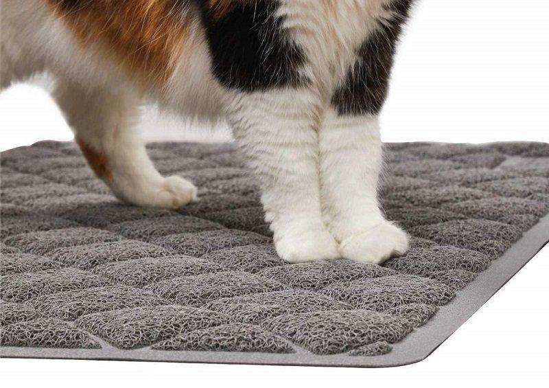 Grabbing mat type